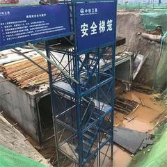 供应桥梁安全爬梯厂家生产工程安全爬梯梯笼安全爬梯