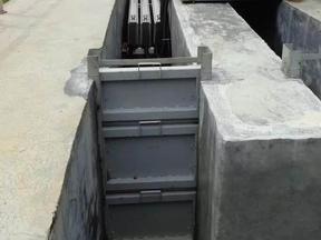 叠梁闸 叠梁阀 叠梁门安装 叠梁钢制闸门专业厂家