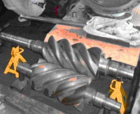 唐山螺杆压缩机维修