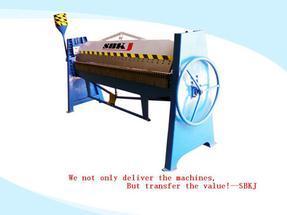 全自动启动折边机,手动折方机,共板法兰折边机