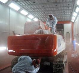 机械油漆厂家|机械设备油漆_厂家供应
