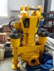 挖掘机液压潜污泵 液压搅拌清淤泵