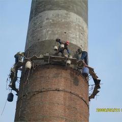烟囱爬梯护栏防腐