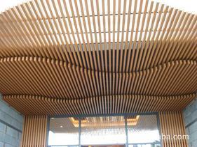 铝单板幕墙/标准/非标天花铝板扣板/冲孔天花/拼花天花
