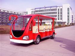 厂家销售电动旅游观光车,八座、十一座和十四座电动观光车