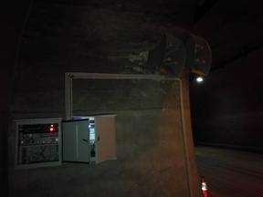 隧道IP网络有源大功率300W号角