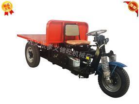 三轮运输电动车厂家直销, 场地工程载货运运输电动车载重2吨