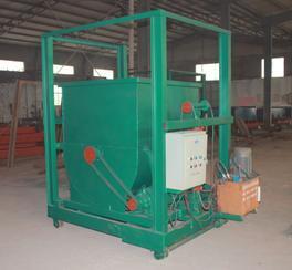 ZM-1500型搅拌机,墙板机