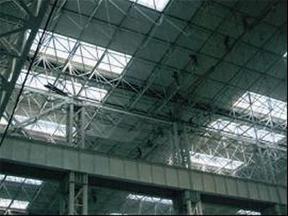 佛山钢构防腐桁架金子架工字钢铁瓦翻新除锈油漆防腐工程公司