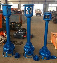 立式长杆泥浆泵 耐磨长轴砂浆泵 液下搅拌脱硫泵