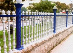 科创新型艺术围栏机械/水泥围栏设备/彩色艺术围栏/围栏机械