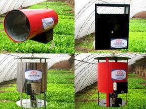 燃气式二氧化碳发生器