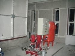 玻璃钢消防水箱北京麒麟水箱公司