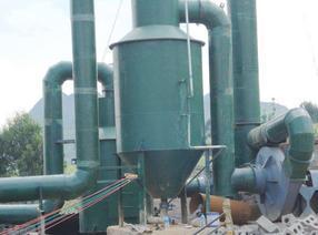 8203;湿式除尘器结构分类特点及应用