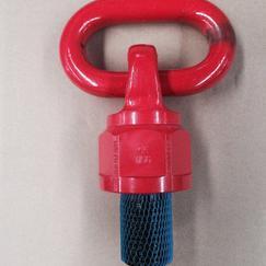风电模具(螺栓)式万向旋转吊环
