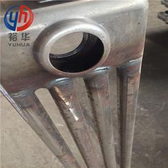 qfgz403钢四柱暖气片的规格(图片,重量,报价,厂家)_裕华采暖