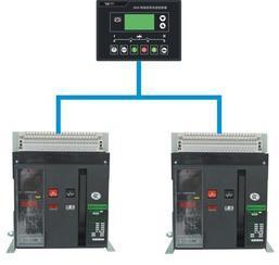 BQ3A浙江框架式双电源控制器BQ8三路电源自动转换控制器