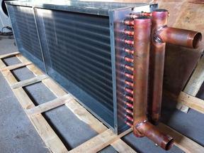 油冷却器、散热器