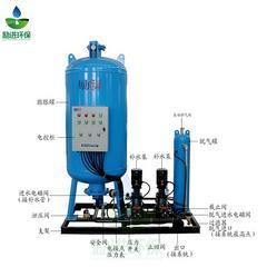 微型定压补水脱气机组说明