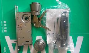 日本MIWA美和移门钩锁U9FN-1带自动上锁