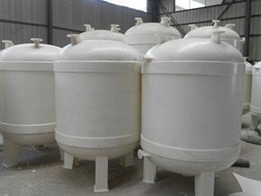 塑料计量罐、真空抽滤罐、高位槽