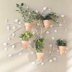 鐵藝花架——不可或缺的生活藝術