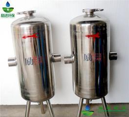 不锈钢硅磷晶水处理器