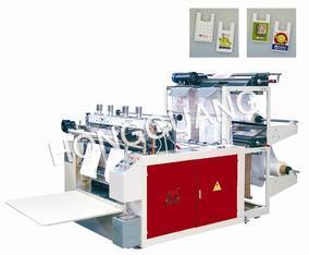 DFR-400*2\450*2电脑热封热切制袋机(双道)
