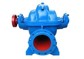 利欧卧式中开双吸离心泵10SH-6/250S65大流量清水循环泵化工流程泵消防增压泵