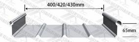 供应贵州铝镁锰板65-430屋面系统厂家
