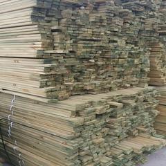樟子松防腐木材料