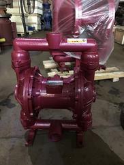 QBY鑄鐵氣動隔膜泵污泥泵