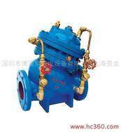 上海贵龙阀门(深圳总代理)多功能水泵控制阀
