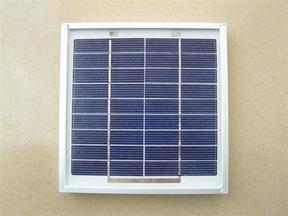 20W多晶硅太阳能电池板 高效率输出