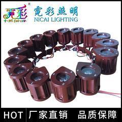 霓彩LED链条灯包柱灯抱箍灯厂家直销