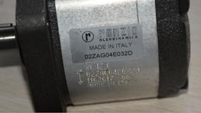 RONZIO(罗茨)齿轮油泵型号03ZBG45L248S
