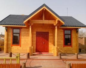 济南木屋木房子
