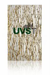 UVST-Z0004透光板树脂板实体面材环保板材生产代工