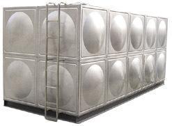 装配式不锈钢(保温)水箱