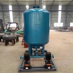 NZG(P)壓力罐-囊式落地式膨脹水箱-隔膜式氣壓罐~山東張夏水暖設備