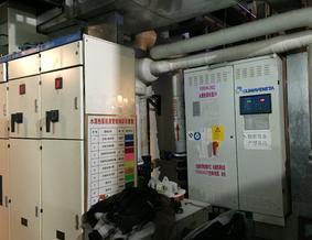 克莱门特PSRHHR2402地源热泵机组维修