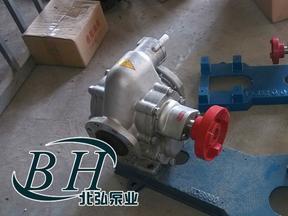 KCB-633不锈钢齿轮油泵