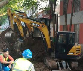 陕西工程机械租赁公司西安挖掘机装载机出租