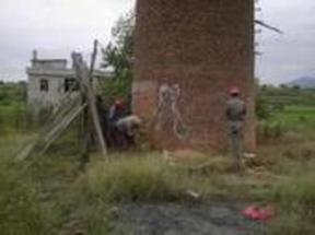 拆除锅炉烟囱公司