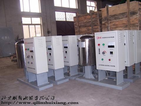生活水箱自洁消毒器北京麒麟公司