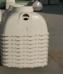 广东地区生产模压玻璃钢化粪池的厂家