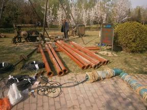 专业空调井维修打捞深井泵
