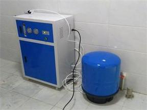 小型反渗透设备美容院商务净水机组