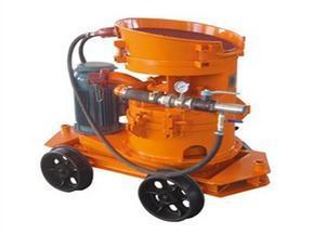 山西PCZ-5型煤矿工程专用混凝土喷浆机生产厂家