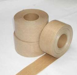 夹筋胶带 湿水牛皮纸胶带